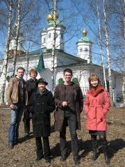 Череповец, 22 апреля 2009