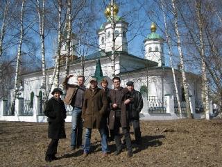 Череповец, 22 апреля 2009. Фото Татьяны Архип