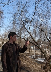 Череповец, 22 апреля 2009. Фото Анастасии Кузнецовой